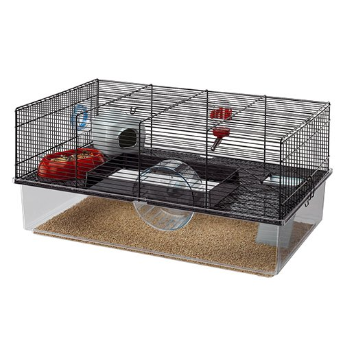 cage favola cage pour hamster et souris ferplast wanimo. Black Bedroom Furniture Sets. Home Design Ideas