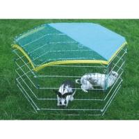Cage, clapier et enclos rongeur - Enclos 6 panneaux