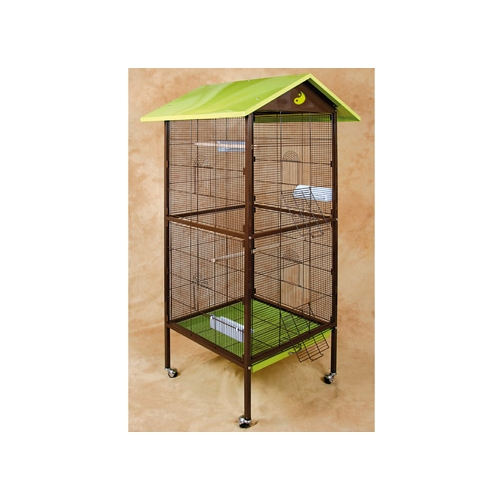 avis sur une cage au paradis des canaris. Black Bedroom Furniture Sets. Home Design Ideas