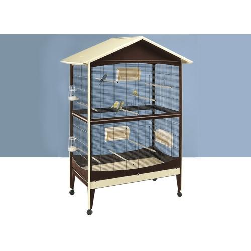 Cage et voli re pour oiseau oiseaux chez for Oiseau de voliere exterieur