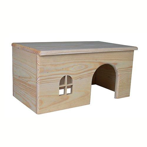 maisonnettes en bois d me et maison pour rongeur. Black Bedroom Furniture Sets. Home Design Ideas