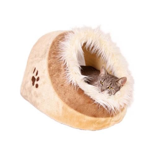 Couchage pour chat - Igloo Minou pour chats