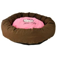 Couchage pour chat - Corbeille Hello Kitty