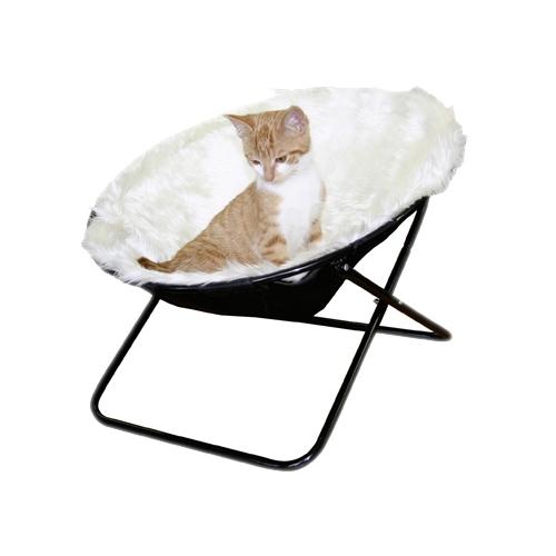 fauteuil pliable sharon lit pliable pour chat wanimo. Black Bedroom Furniture Sets. Home Design Ideas