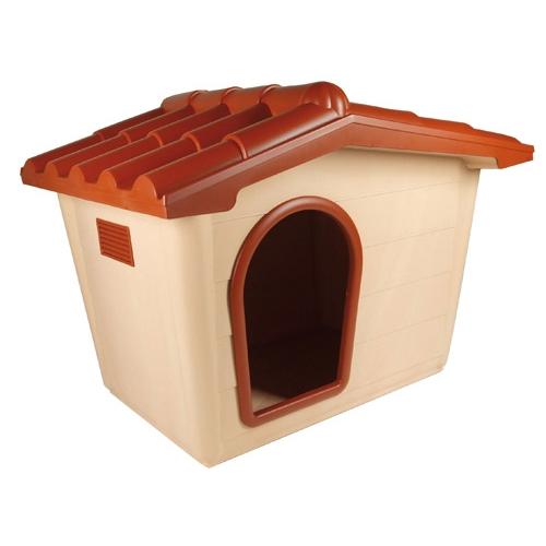 niche sprint en plastique niche pour chien wanimo. Black Bedroom Furniture Sets. Home Design Ideas