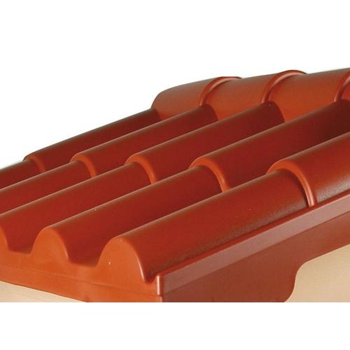 Couchage pour chien - Niche Sprint en plastique pour chiens