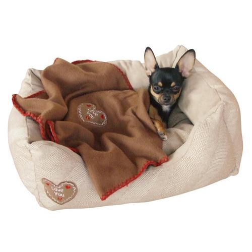 sofa love you panier et lit pour chien et chat kerbl wanimo. Black Bedroom Furniture Sets. Home Design Ideas