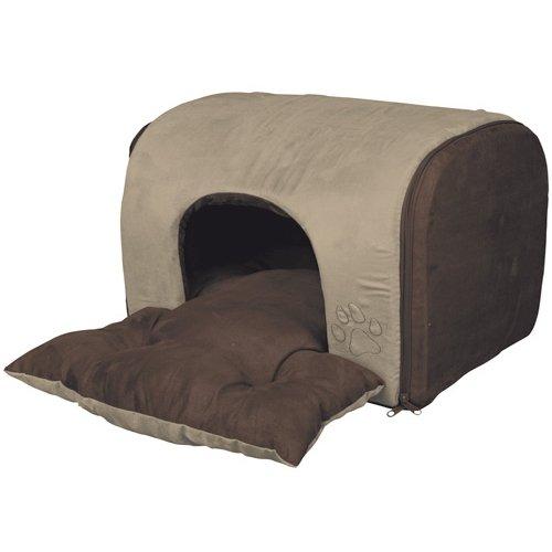 D me pliable hollis d me maison pour chat et petit for Petite maison pour chien