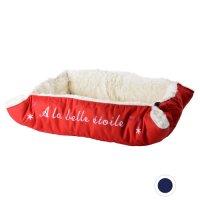 Couchage pour chien - Corbeille/Tapis Belle Etoile 2 en 1