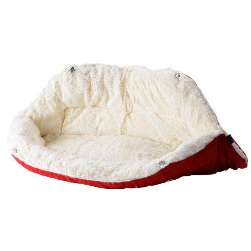 Corbeille tapis belle etoile 2 en 1 panier et lit pour chat et chien bobby wanimo - Toile a canevas pour tapis ...
