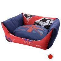 Couchage pour chien - Corbeille London