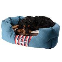 Couchage pour chien - Corbeille D&D Raw Bone