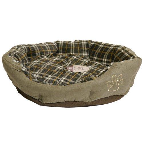 Couchage pour chien - Corbeille Green Scott pour chiens