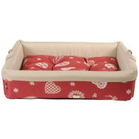 Couchage pour chien - Panier Tyrol