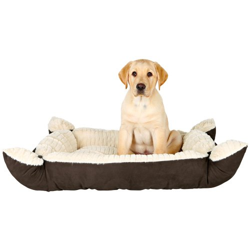 corbeille tapis timur panier et lit pour chien et chat trixie wanimo. Black Bedroom Furniture Sets. Home Design Ideas