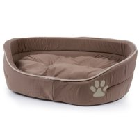 Couchage pour chien - Corbeille Choco