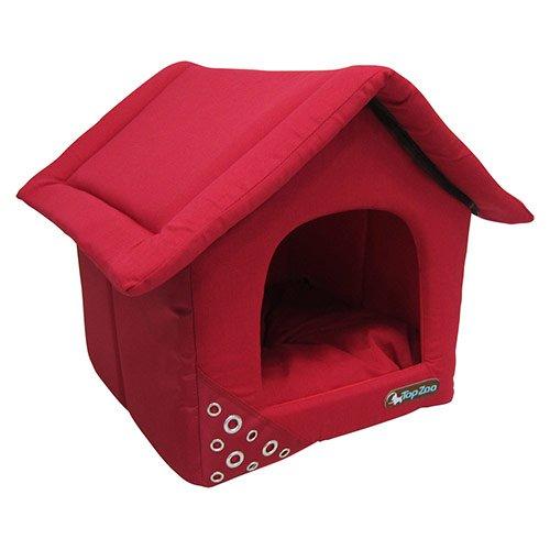 Niche punk maison niche pour chien topzoo wanimo for Niche interieure pour chien