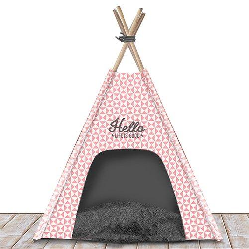 tipi pour gros chien. Black Bedroom Furniture Sets. Home Design Ideas