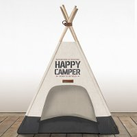 Couchage pour chien - Tipi Happy Camper
