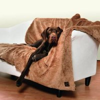 Couchage pour chien - Plaid Queeny Luxe