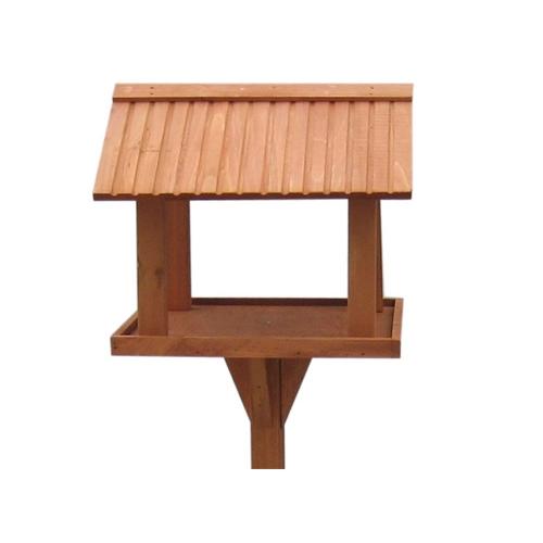 Exterieur oiseaux des jardins oiseaux chez for Mangeoire sur pied pour oiseaux du jardin