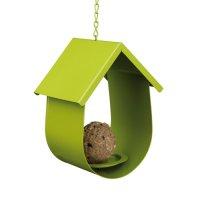 Exterieur oiseaux des jardins oiseaux chez - Support boule de graisse pour oiseaux ...
