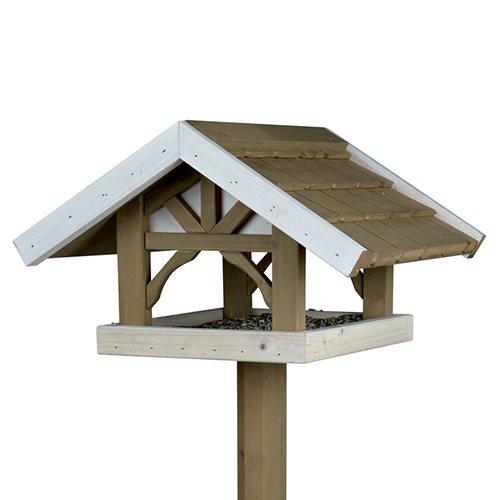 mangeoire sur pied eco mangeoire pour oiseaux des jardins trixie wanimo. Black Bedroom Furniture Sets. Home Design Ideas