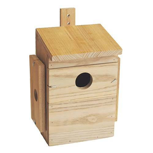 Nichoirs modulable multi esp ces nichoir pour oiseaux for Oiseaux decoration exterieur