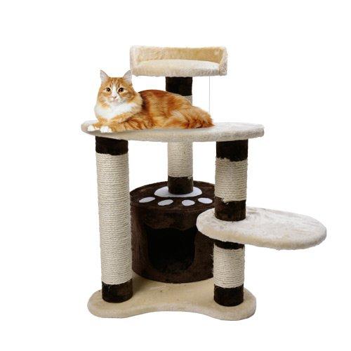 arbre chat noisette arbre chat wanimo. Black Bedroom Furniture Sets. Home Design Ideas