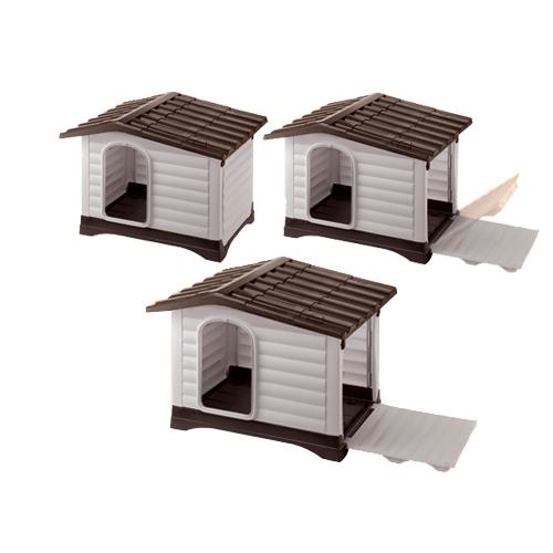 niche dogvilla niche pour chien ferplast wanimo. Black Bedroom Furniture Sets. Home Design Ideas