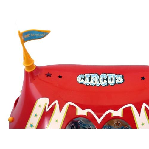 Fins de series pour rongeur - Cage Circus Fun pour rongeurs