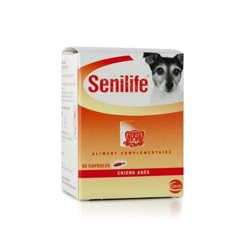 Friandise & complément - Senilife, chiens agés pour chiens