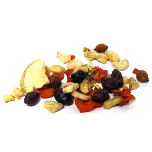 Friandise et complément  - Salade de fruits pour rongeurs