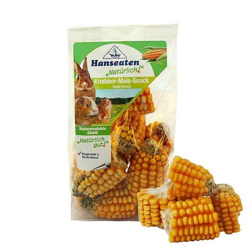 Friandise et complément  -  Morceaux d'épis de maïs pour rongeurs