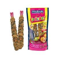 Friandise pour oiseau - Kräcker gourmet Grandes perruches