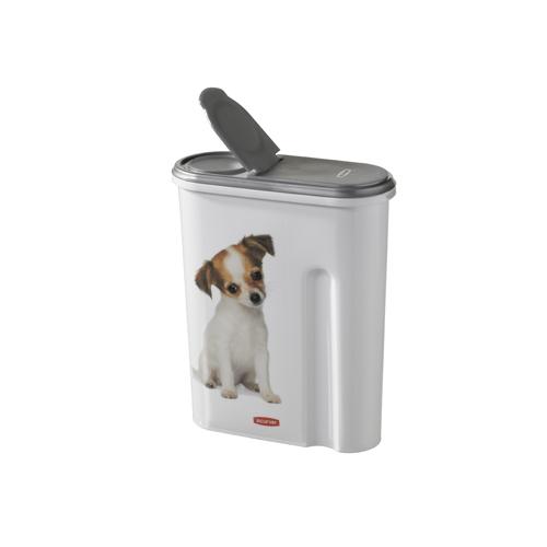 mini bo te croquettes petlife accessoire repas pour chien curver wanimo. Black Bedroom Furniture Sets. Home Design Ideas