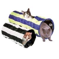Jouet pour chat - Tunnel Dereck en nylon