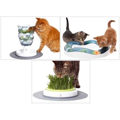 Jouet pour chat - Circuit Cat Indoor pour chats