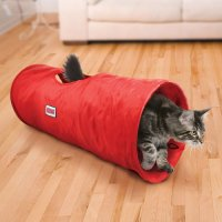 Jouet pour chat - Tunnel de jeu en nylon