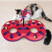 Jouet pour chat - Jouet Eight Track
