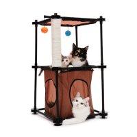 Jouet pour chat - Aire de jeu Tower