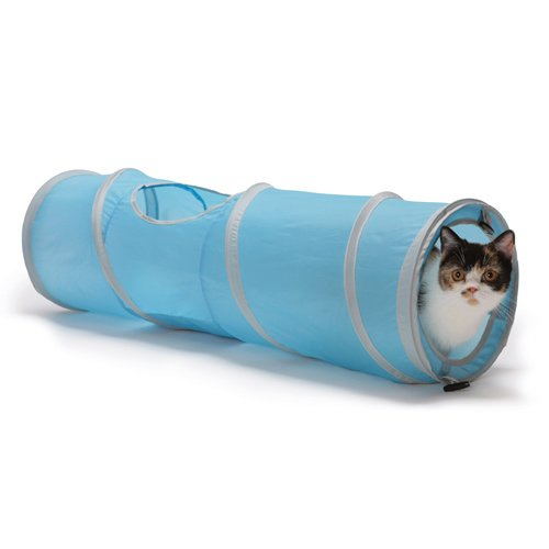 kitty tunnel tunnel pour chat wanimo. Black Bedroom Furniture Sets. Home Design Ideas