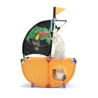 Jouet pour chat - Aire jeu Carribbean Cruiser