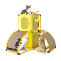 Jouet pour chat - Kitty Play Palace