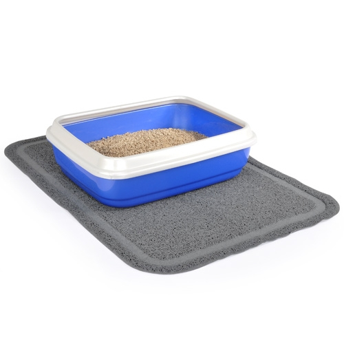 tapis easy en pvc tapis de sol pour chat camon wanimo. Black Bedroom Furniture Sets. Home Design Ideas