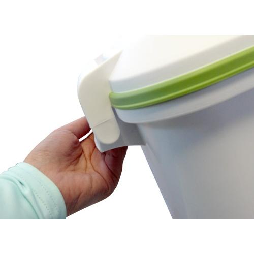 Mangeoire et abreuvoir - Petlife container de stockage pour oiseaux pour oiseaux