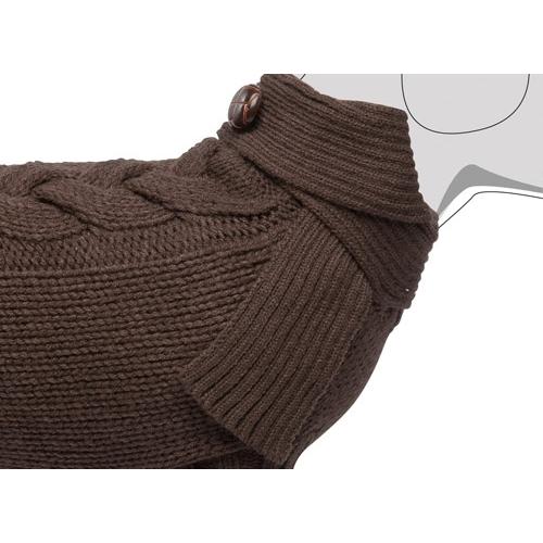 pull pour chien erin manteau pour chien camon wanimo. Black Bedroom Furniture Sets. Home Design Ideas