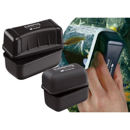 brosse magn tique flottante entretien de l 39 aquarium ferplast wanimo. Black Bedroom Furniture Sets. Home Design Ideas