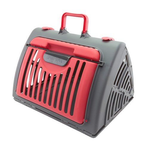 Transport du chat - Caisse de transport Travel Master pour chats