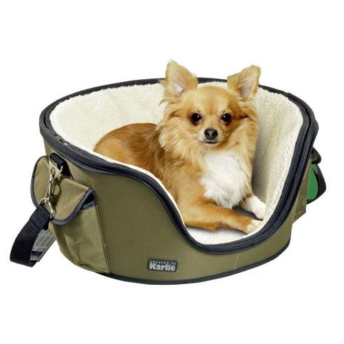 sac 2 en 1 panier et transport sac de transport pour chien et petits animaux karlie wanimo. Black Bedroom Furniture Sets. Home Design Ideas